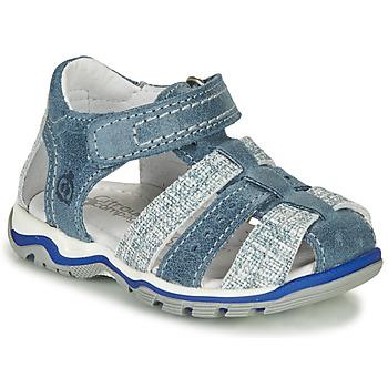 鞋子 男孩 凉鞋 Citrouille et Compagnie MARIOL 灰色