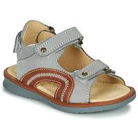 鞋子 男孩 凉鞋 Citrouille et Compagnie MASTIKO 灰色