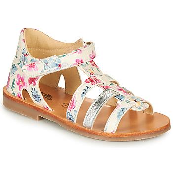 鞋子 女孩 凉鞋 Citrouille et Compagnie MIDINA 多彩
