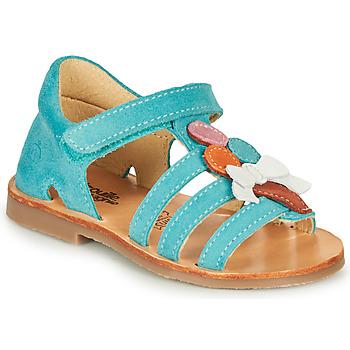鞋子 女孩 凉鞋 Citrouille et Compagnie MIETTE 绿色