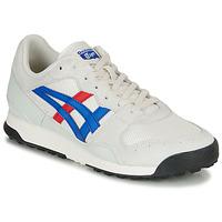鞋子 球鞋基本款 Onitsuka Tiger 鬼冢虎 TIGER HORIZONIA 白色 / 蓝色