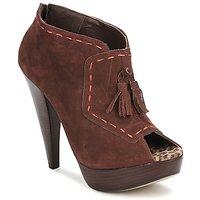 鞋子 女士 短靴 Via Uno KAMILA 棕色
