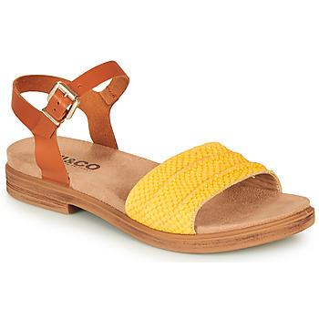 鞋子 女士 凉鞋 Primigi (adulte) 5170711 棕色 / 黄色