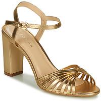 鞋子 女士 凉鞋 Jonak VINTO Platinum