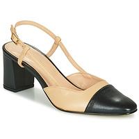 鞋子 女士 高跟鞋 Jonak DHAPOP 米色 / 黑色