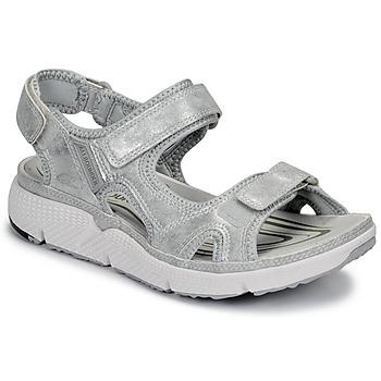 鞋子 女士 運動涼鞋 Allrounder by Mephisto ITS ME 銀灰色