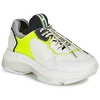 鞋子 女士 球鞋基本款 Bronx BAISLEY 白色 / 黄色
