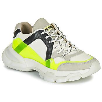 鞋子 女士 球鞋基本款 Bronx SEVENTY STREET 白色 / 黄色