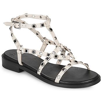 鞋子 女士 凉鞋 Bronx THRILL 白色