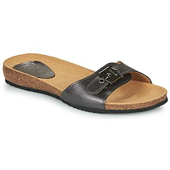 鞋子 女士 休闲凉拖/沙滩鞋 Scholl BAHAMAIS 黑色