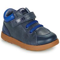 鞋子 男孩 球鞋基本款 Camper 看步 Bryn FW 蓝色