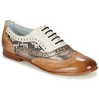 鞋子 女士 平底鞋 Melvin & Hamilton SONIA 1 棕色 / 米色