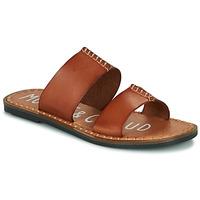 鞋子 女士 休闲凉拖/沙滩鞋 Musse&Cloud LESLIE 棕色