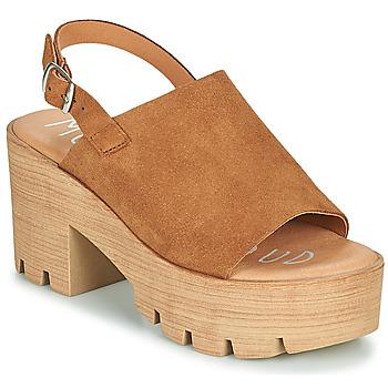 鞋子 女士 凉鞋 Musse&Cloud TAIKI 棕色
