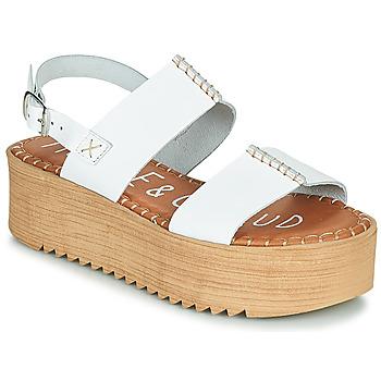 鞋子 女士 凉鞋 Musse&Cloud KILA 白色