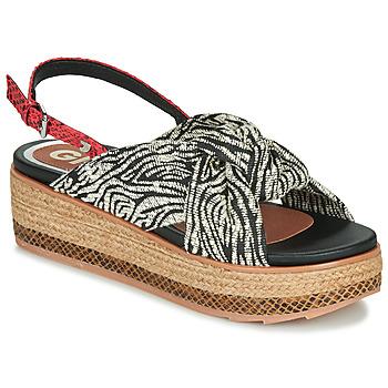 鞋子 女士 凉鞋 Gioseppo NEVELE 黑色 / 红色