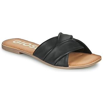 鞋子 女士 休闲凉拖/沙滩鞋 Gioseppo JUNIUS 黑色