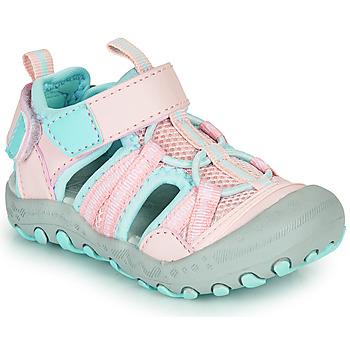 鞋子 女孩 运动凉鞋 Gioseppo TONALA 玫瑰色
