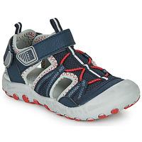 鞋子 男孩 运动凉鞋 Gioseppo MAZATLAN 海蓝色 / 红色
