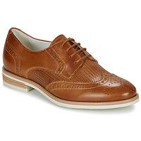 鞋子 女士 德比 André BEKKI 驼色