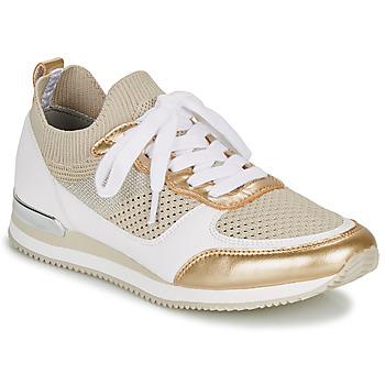 鞋子 女士 球鞋基本款 André BETTIE 米色