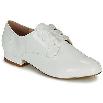 鞋子 女士 德比 André ERNESTINE 白色