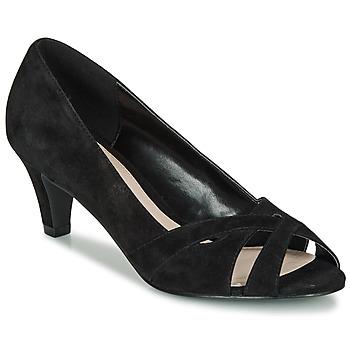 鞋子 女士 高跟鞋 André JELENA 黑色