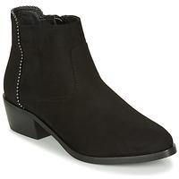 鞋子 女士 短筒靴 André BELEN 黑色