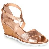 鞋子 女士 凉鞋 André PEONY 金色