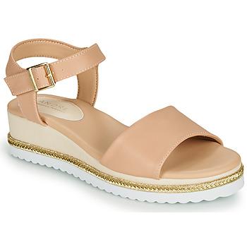 鞋子 女士 凉鞋 André PAULEEN 裸色