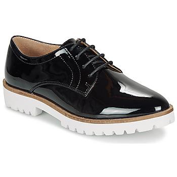 鞋子 女士 德比 André EDDYTH 黑色 / 漆皮