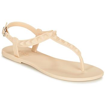 鞋子 女士 凉鞋 André HADEWIG 米色
