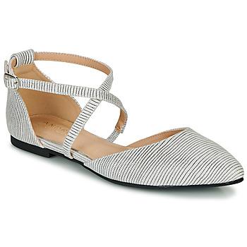 鞋子 女士 平底鞋 André MARTHA 蓝色