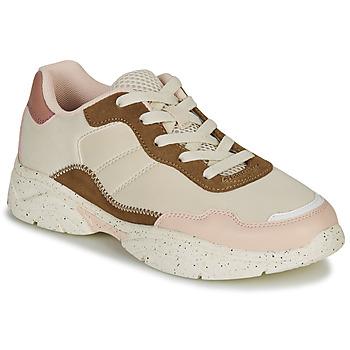 鞋子 女士 球鞋基本款 André HAZE 米色