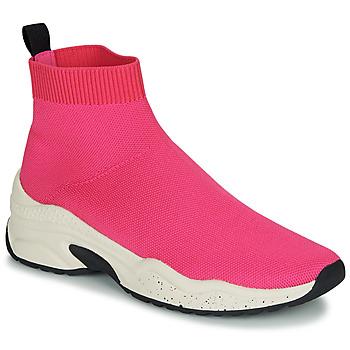 鞋子 女士 高帮鞋 André HARUNA 玫瑰色
