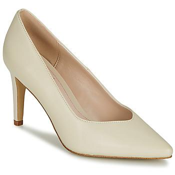 鞋子 女士 高跟鞋 André BETH 白色
