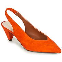 鞋子 女士 高跟鞋 André JAYLYN 橙色