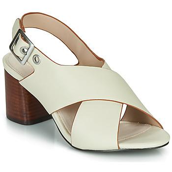 鞋子 女士 凉鞋 André JANNINE 米色