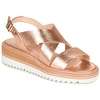 鞋子 女士 凉鞋 André EULALIE 金色