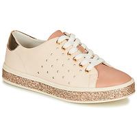 鞋子 女士 球鞋基本款 André PENNY 玫瑰色