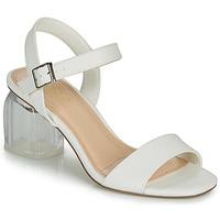 鞋子 女士 凉鞋 André MAGNOLINE 白色