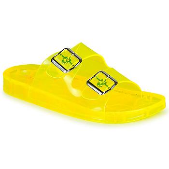 鞋子 女士 凉鞋 André HAF 黄色