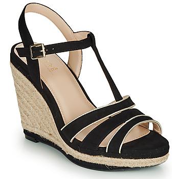 鞋子 女士 凉鞋 André JULY 黑色