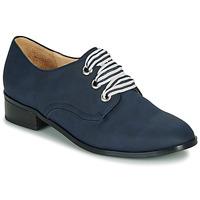 鞋子 女士 德比 André MONTSERRAT 蓝色