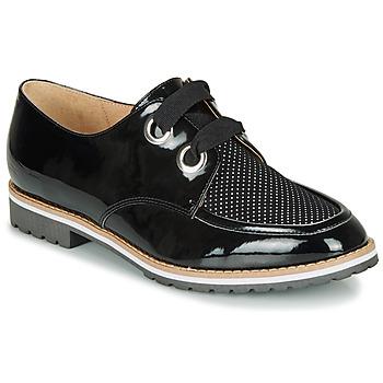 鞋子 女士 德比 André MADDO 黑色