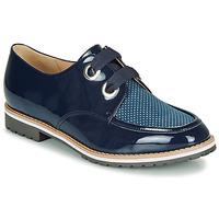 鞋子 女士 德比 André MADDO 蓝色