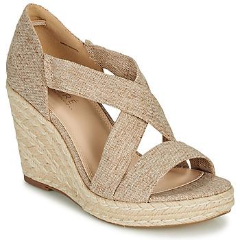 鞋子 女士 高跟鞋 André PERMELIA 米色