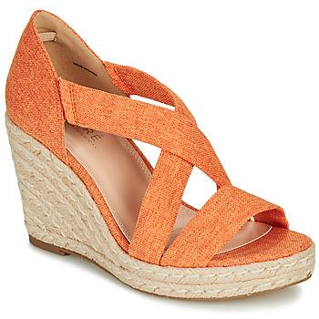 鞋子 女士 高跟鞋 André PERMELIA 橙色