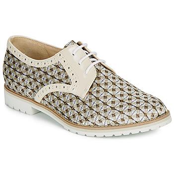 鞋子 女士 德比 André DERIVEUR 米色