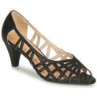 鞋子 女士 高跟鞋 André PRISCA 黑色